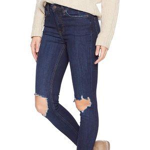 NWT Free People 26S Busted Knee Skinny Jean